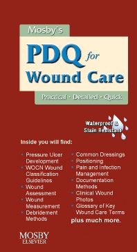 Mosby's PDQ for Wound Care - 1st Edition - ISBN: 9780323056670
