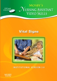 Mosby's Nursing Assistant Video Skills - Vital Signs DVD 3.0