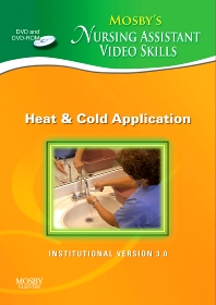 Mosby's Nursing Assistant Video Skills - Heat & Cold Application DVD 3.0