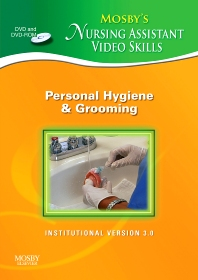 Mosby's Nursing Assistant Video Skills - Personal Hygiene & Grooming DVD 3.0 - 3rd Edition - ISBN: 9780323056915