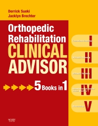 Cover image for Orthopedic Rehabilitation Clinical Advisor
