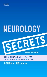 Neurology Secrets - 5th Edition - ISBN: 9780323057127, 9780323077743