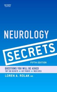 Cover image for Neurology Secrets