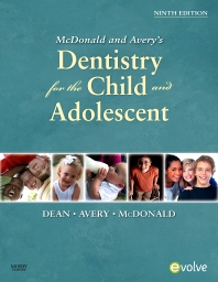 Cover image for McDonald and Avery Dentistry for the Child and Adolescent