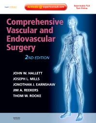 Cover image for Comprehensive Vascular and Endovascular Surgery