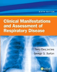Clinical Manifestations & Assessment of Respiratory Disease - 6th Edition - ISBN: 9780323094481