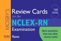 Cover image for Mosby's Review Cards for the NCLEX-RN® Examination