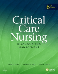 Critical Care Nursing - 6th Edition - ISBN: 9780323094559
