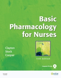 Basic Pharmacology for Nurses - 15th Edition - ISBN: 9780323057806, 9780323071987