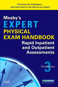 Mosby's Expert Physical Exam Handbook - 3rd Edition - ISBN: 9780323057912, 9780323168427