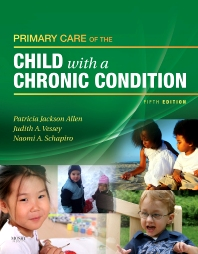 Cover image for Primary Care of the Child with a Chronic Condition