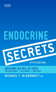 Endocrine Secrets - 5th Edition - ISBN: 9780323058858
