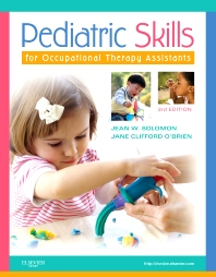 Cover image for Pediatric Skills for Occupational Therapy Assistants