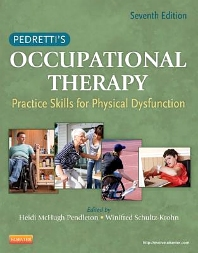 Pedretti's Occupational Therapy, 7th Edition,Heidi Pendleton,Winifred Schultz-Krohn,ISBN9780323059121