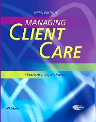 Cover image for Managing Client Care - Elsevier eBook on VitalSource