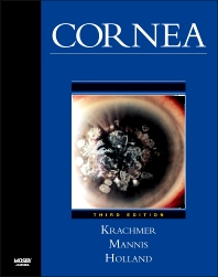 Cornea - 3rd Edition - ISBN: 9780323063876, 9780323081177