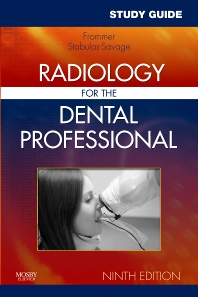Study Guide for Radiology for the Dental Professional - 9th Edition - ISBN: 9780323063999, 9780323370998