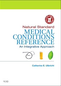 Cover image for Natural Standard Medical Conditions Reference