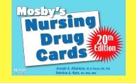 Cover image for Mosby's Nursing Drug Cards