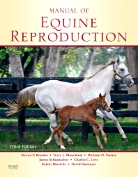 Cover image for Manual of Equine Reproduction