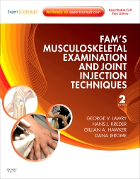 Cover image for Fam's Musculoskeletal Examination and Joint Injection Techniques