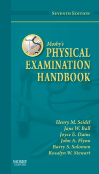 Mosby's Physical Examination Handbook - 7th Edition - ISBN: 9780323065405, 9780323136563