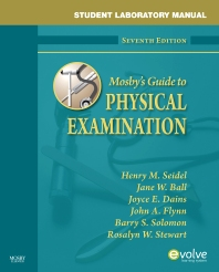 Cover image for Student Laboratory Manual for Mosby's Guide to Physical Examination