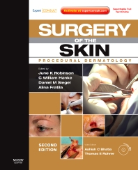 Cover image for Surgery of the Skin