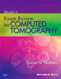 Cover image for Mosby's Exam Review for Computed Tomography
