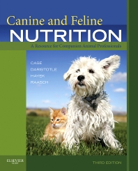 Cover image for Canine and Feline Nutrition