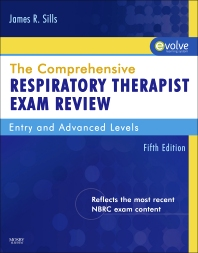 Cover image for The Comprehensive Respiratory Therapist Exam Review