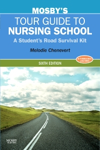 Cover image for Mosby's Tour Guide to Nursing School