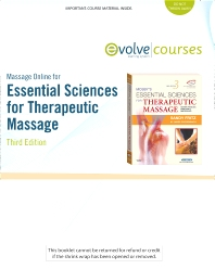 Massage Online (MO) for Fritz Essential Sciences for Therapeutic Massage (Access Code)