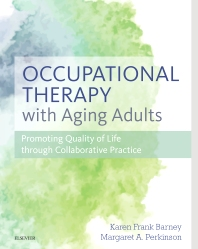 Cover image for Occupational Therapy with Aging Adults