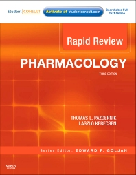 Cover image for Rapid Review Pharmacology