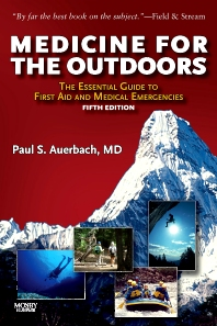 Cover image for Medicine for the Outdoors