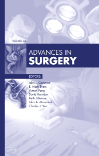 Cover image for Advances in Surgery, 2010