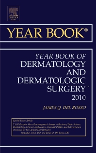 Cover image for Year Book of Dermatology and Dermatological Surgery 2010