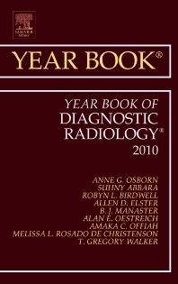 Cover image for Year Book of Diagnostic Radiology 2010