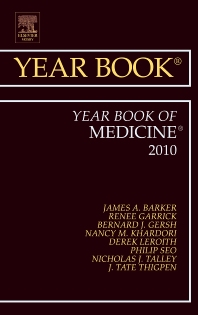 Cover image for Year Book of Medicine 2010