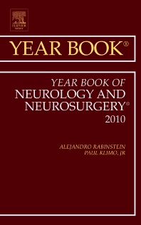 Year Book of Neurology and Neurosurgery - 1st Edition - ISBN: 9780323068352