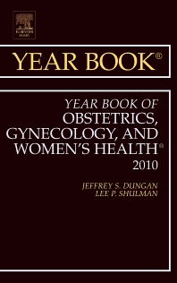 Year Book of Obstetrics, Gynecology and Women's Health - 1st Edition - ISBN: 9780323068369