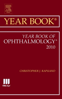 Cover image for Year Book of Ophthalmology 2010