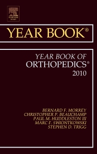 Cover image for Year Book of Orthopedics 2010
