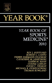 Cover image for Year Book of Sports Medicine 2010