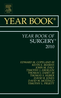 Cover image for Year Book of Surgery 2010