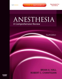 Anesthesia: A Comprehensive Review