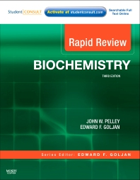 Cover image for Rapid Review Biochemistry