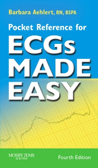 Pocket Reference for ECGs Made Easy - 4th Edition