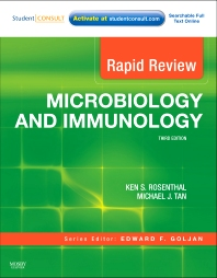 Cover image for Rapid Review Microbiology and Immunology